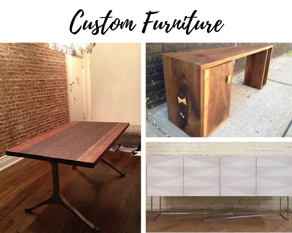 Custom Furniture design by Paradigm Interiors in Boulder Colorado
