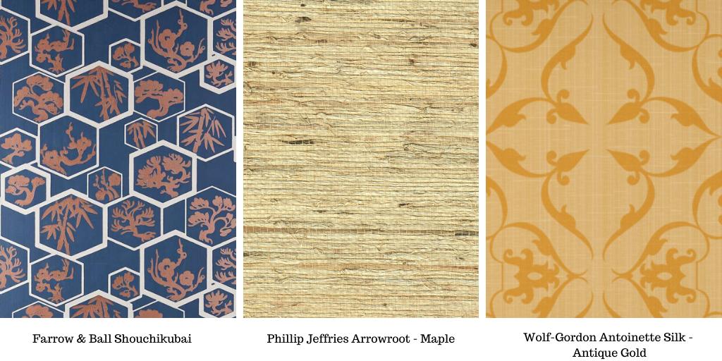 Variety of patterns